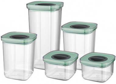 Набор контейнеров квадратных BergHOFF Leo 5 шт (3950129)