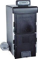 Чугунный котел Demrad (Демрад) Solitech Plus 8F 75 кВт (турбовентилятор + эл. управление)