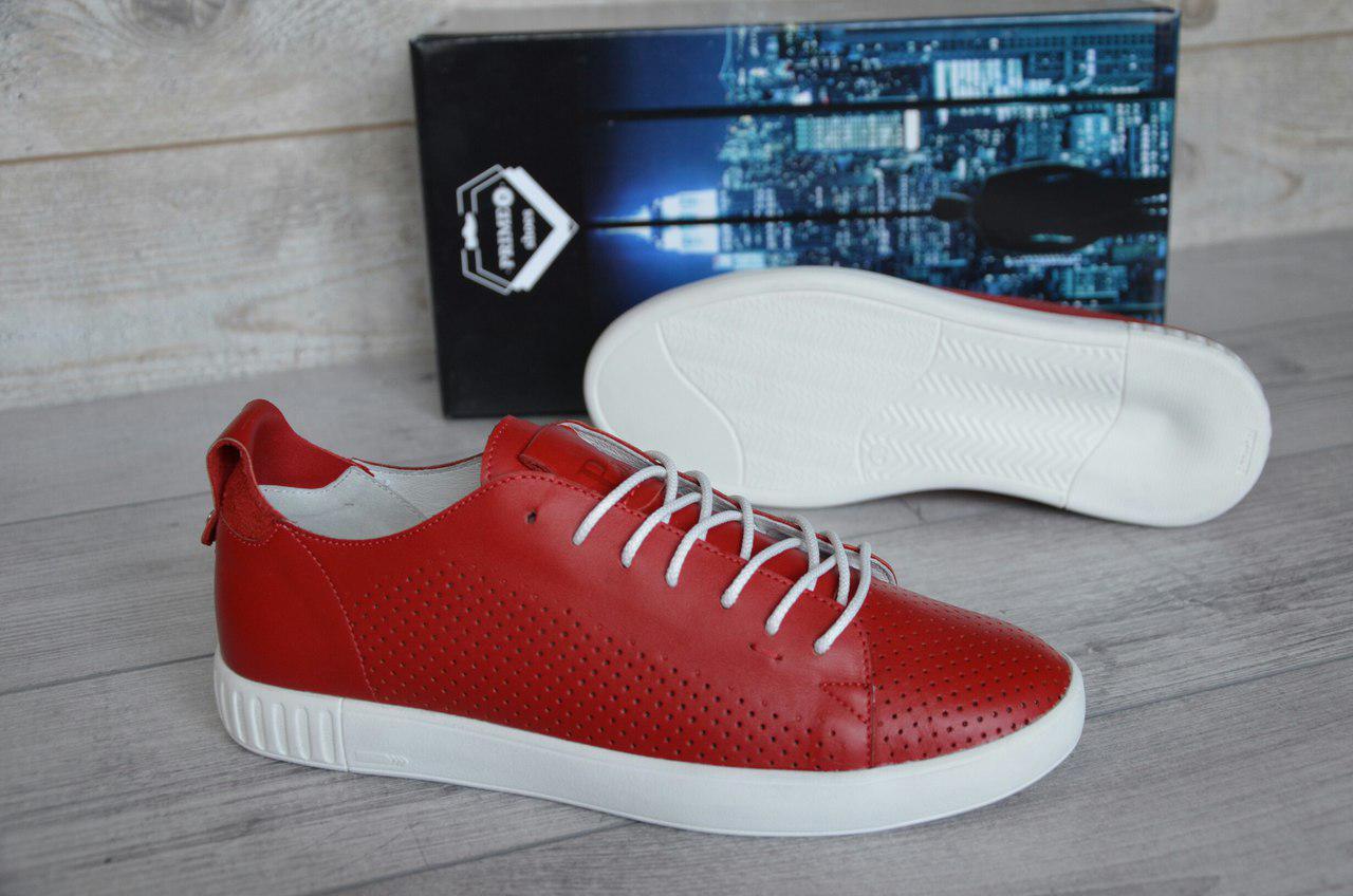 3cdc3a5d Мужские кеды-кроссовки Prime Original красные 163 летние: продажа ...