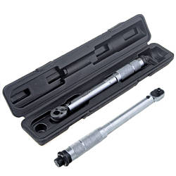 Динамометрический ключ Alloid 3/8'' DR 19-110HM, 365 мм, 820 гр.