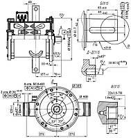 Электродвигатели асинхронные МАКУ160М6