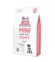 Brit Брит Care Dog Mini GF Puppy 7 kg Lamb (д/щенков малых пород) ягненок
