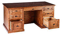 """Офисный стол """"Патрик"""" из массива дерева, фото 1"""