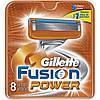 Gillette Fusion Power 16 шт. + пена для бритья Charlton Homme , все для бритья, акция, спецпредложение, скидка, фото 4
