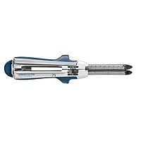 Лінійний зшиваючо-ріжучий апарат 75мм з регульованою висотою закриття скобок, незаряджений