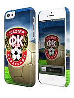 Чехол для iPhone 4/4s/5/5s/5с, Шахтер Караганды Казахстан
