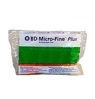 Шприц инсулиновый стерильный 1 мл, U-40, игла 29G  12,7 мм BD 10 шт/уп