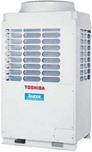 Мультизональные VRF системы Toshiba