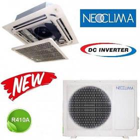 Кондиционер кассетный NeoClima NTSI12AH1s/NUI12AH1 инверторный