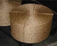 Веревка джутовая, фото 1