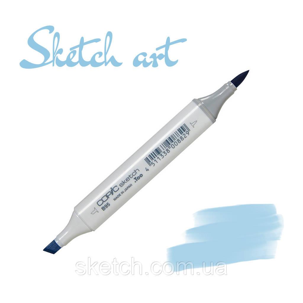 Copic маркер Sketch, #B-93 Light crockery blue