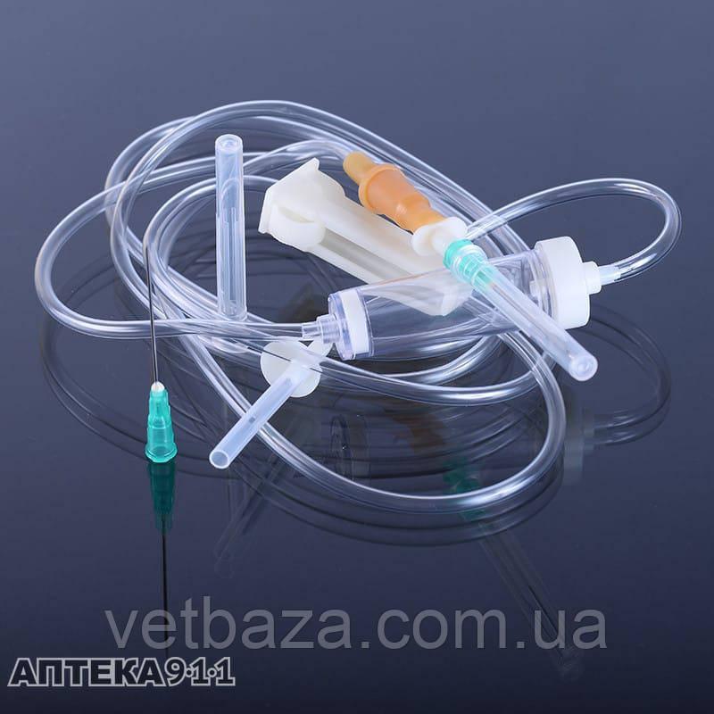 """Система для вливания инфузионных растворов """"Виола"""""""