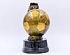 Статуэтка наградная Бутса с мячем  (17,5 см), фото 2