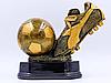Статуэтка наградная Бутса с мячем  (17,5 см), фото 3