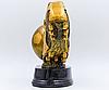 Статуэтка наградная Бутса с мячем  (17,5 см), фото 4