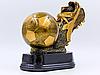 Статуэтка наградная Бутса с мячем  (17,5 см), фото 5