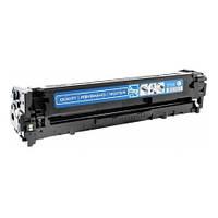 Картридж HP 305A cyan CE411A для принтера Color LaserJet Pro 300 M351a, M375nw, M451dn, M451dw cовместимый
