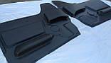 Обивка двери пластик (к-кт 2шт) УАЗ 452, фото 2