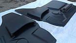 Обивка двери пластик (к-кт 2шт) УАЗ 452, фото 4