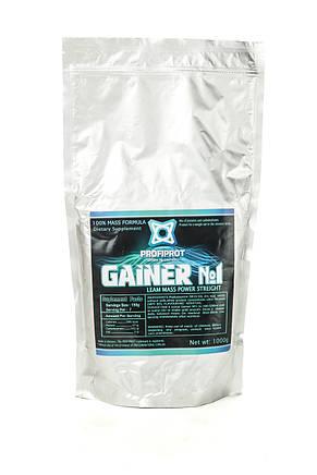 """Гейнер  шоко """"GAINER №1"""" PROFIPROT, фото 2"""