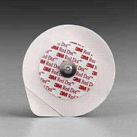 Электроды для ЭКГ мониторинга на микропористой основе Micropore с проводниковому гелем Red Dot, 3M™