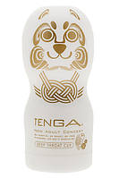 Tenga Deep Throat Limited Edition White