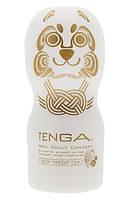 Tenga Deep Throat Limited Edition White