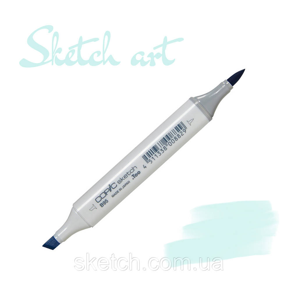 Copic маркер Sketch, #BG-000 Pale aqua