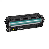 Картридж HP 508A Yellow (CF362A) для принтера Color LJ Enterprise M552dn, M553dn, M553n, M553x совместимый