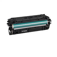 Картридж HP 508A Black CF360A для принтера Color LaserJet Enterprise M552dn, M553dn, M553n, M553x совместимый