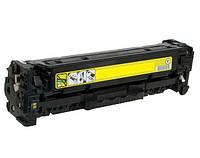 Картридж HP 304A yellow CC532A для принтера LJ CM2320nf, CM2320fxi, CP2025dn, CP2025n совместимый