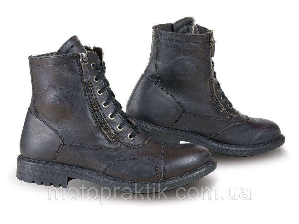 Falco AVIATOR Boots, BLACK, 39, Мотоботинки