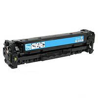 Картридж HP 304A cyan CC531A для принтера LJ CM2320nf, CM2320fxi, CP2025dn, CP2025n совместимый