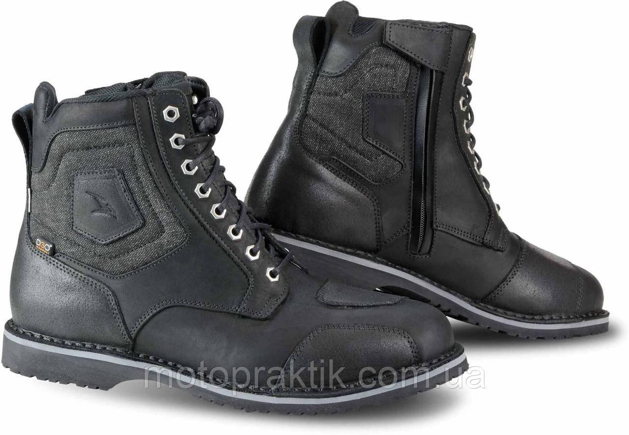 Falco RANGER Boots, BLACK, 39, Мотоботинки