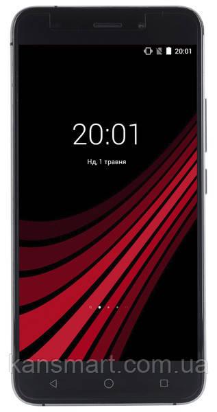 Смартфон Ergo A556 Blaze Black