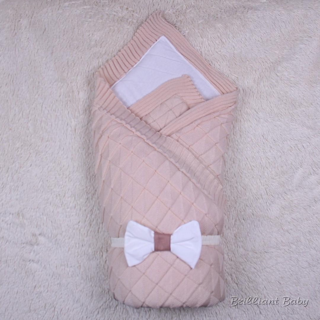 Деми Мечта конверт-плед (карамель)