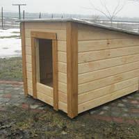 Будка для собаки Рекс | XХL | Внутренний размер 80*110 | Вагонка