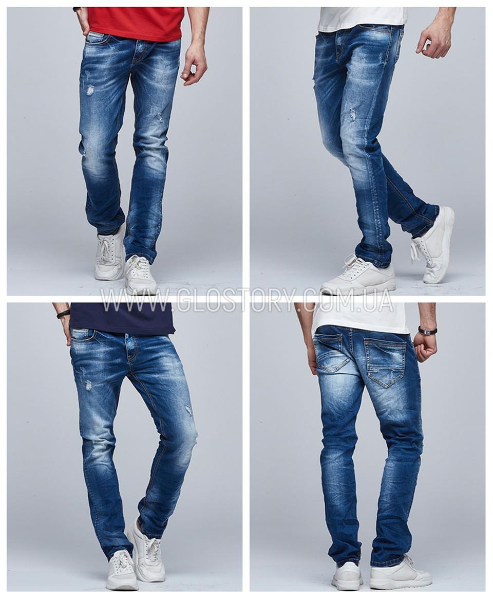 Мужские джинсы Glo-Story