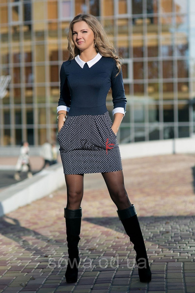 Женское Платье модель # 7426 фото
