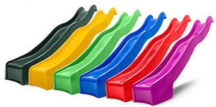 Горка детская 3м (разные цвета) Голландия