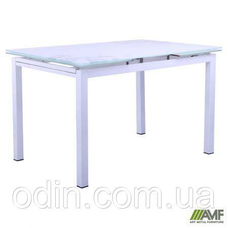Стол Мишель B179-34 2000/1200*800*770 База белый/Стекло белый 258120