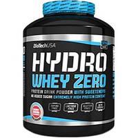 Протеин сывороточный BioTechUSA Hydro Whey Zero 1816 g /72 servings/ Chocolate Hazelnut