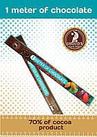 Шоколад Shoude 500г 1 метр шоколаду