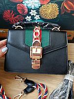 Сумочка Gucci черная mini, фото 1