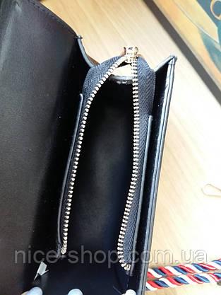 Сумочка Gucci черная mini, фото 3