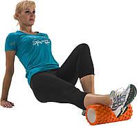 Валик (ролик) массажный для йоги и фитнеса EVA 45х14см OSPORT (MS 1843)