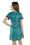 Нарядное платье из кружева для девочки  134-152р, фото 3