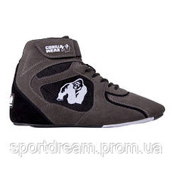 Кроссовки Gorilla Wear Chicago High Tops - Gray/Black Limited 90006800