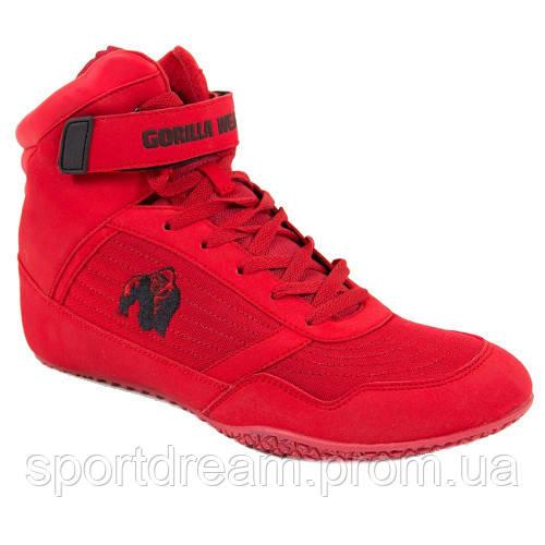 Купить Кроссовки Gorilla Wear High Tops Red 90001500