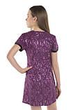 Прелестное Нарядное платье из кружева для девочки  134-152р, фото 3
